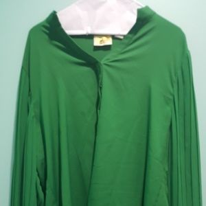 Green Long Sleeve Blouse - Chicos